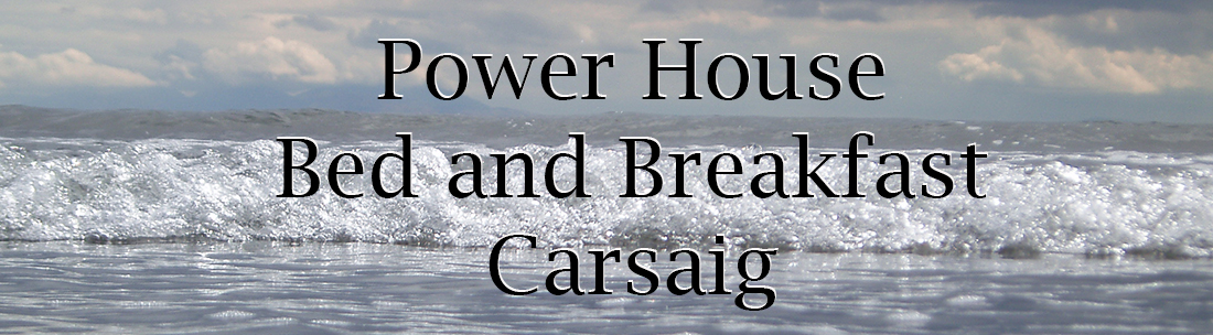 power house bed and breakfast carsaig isle of mull